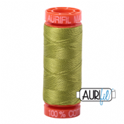 Aurifil 50 Cotton Thread - 1147 (Light Leaf Green)